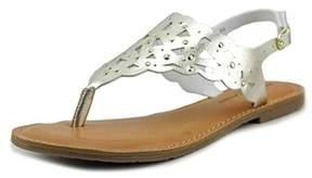 Rock & Candy Womens Breeana Open Toe Casual Slingback Sandals.