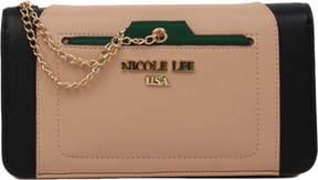 Nicole Lee Kimetha Trio Color Block Wallet (Women's)