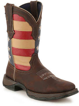 Durango Women's Patriotic Cowboy Boot