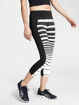 Athleta Sonar Capri Stripe