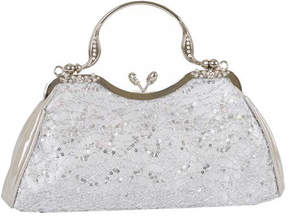 J. Furmani Women's 81022 Vintage Beaded Lace Design