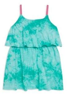 Splendid Toddler's, Little Girl's& Girl's Tie Dye Cami Dress