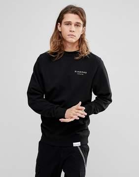 Diamond Supply Co. Sweatshirt With Small Logo