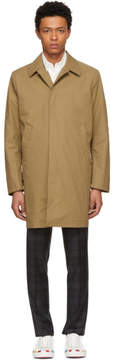 Paul Smith Tan Mac Coat