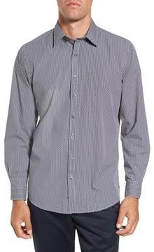 Rodd & Gunn Men's Flax Island Regular Fit Floral Sport Shirt