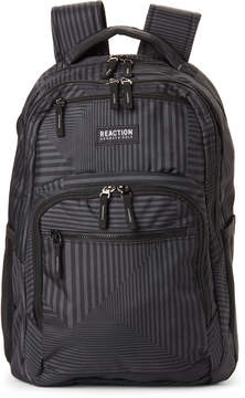 Kenneth Cole Reaction Striped Backpack