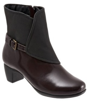 SoftWalk Women's 'Puddles' Waterproof Bootie (Women)
