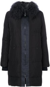 Fabiana Filippi hooded puffer coat