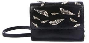 Diane von Furstenberg Lips Micro Mini Crossbody Bag