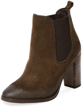 N.D.C. Made By Hand Women's Perlata Softy Leather Bootie