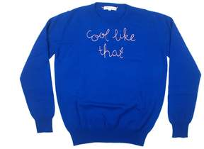 Cynthia Rowley Cool Like That Cashmere Sweater