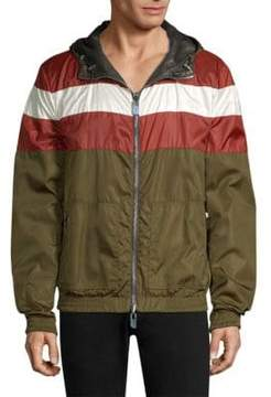 Bally Reversible Leather Jacket