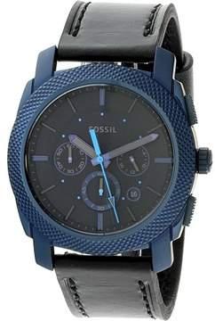 Fossil Machine Chronograph Black Dial Men's Watch FS5361