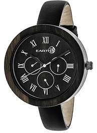 Earth Brush Dark Brown Watch.