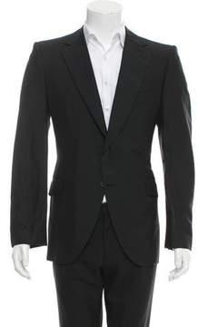 Bottega Veneta Wool Two-Button Blazer