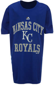 Majestic Kansas City Royals City Wide T-Shirt, Big Boys (8-20)