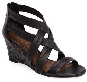 Donald J Pliner Women's Jemi Wedge Sandal