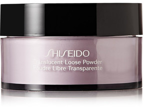 Shiseido - Translucent Loose Powder - Colorless