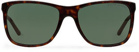 Ralph Lauren Automotive Square Sunglasses