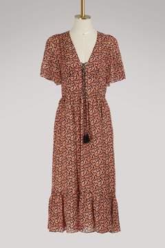 Vanessa Bruno Idrak silk dress