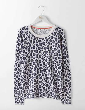Boden Rafaela Printed Sweater