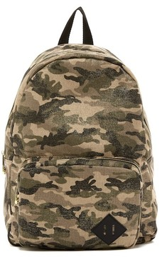 Madden Girl Scout Canvas Backpack