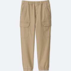 Uniqlo Boy's Cargo Jogger Pants