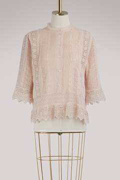 Vanessa Bruno Irais cotton top