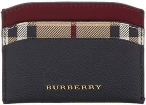 Burberry Izzy Cardholder - BLACK - STYLE