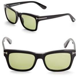 Tom Ford 54mm Square Sunglasses