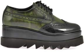 Cult Leather Lace-up Shoe