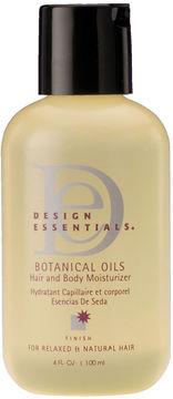JCPenney Design Essentials Botanical Oils 4oz