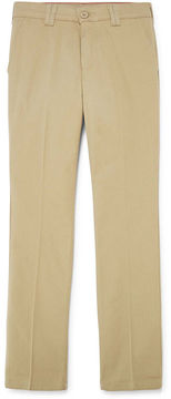 Dickies Skinny-Fit Straight-Leg Stretch Slim Pants - Girls 7-16