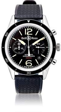 Bell & Ross Men's BR 126 Sport Heritage Watch