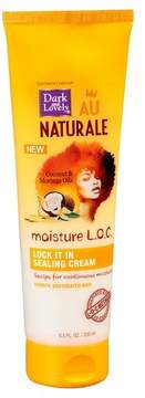 Dark & Lovely Dark and Lovely® Au Naturale Moisture L.O.C. Lock It Up Sealing Cream for All Hair Types - 8.5 oz