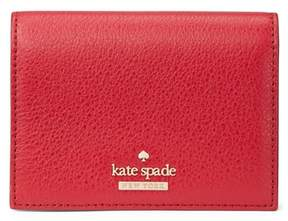 Kate Spade Blake Street - Annabella Leather Card Case