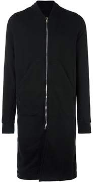 Rick Owens long flight sweater