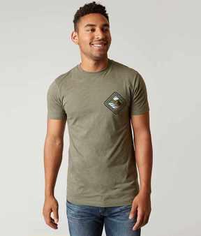 Hippy-Tree HippyTree Land Mass T-Shirt