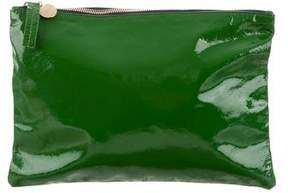 Clare Vivier Patent Leather Pouch