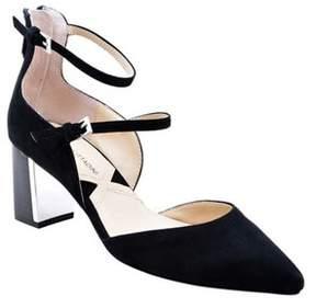 Adrienne Vittadini Women's Noble Ankle Strap Pump.