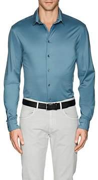 Giorgio Armani Men's Cotton Jersey Shirt
