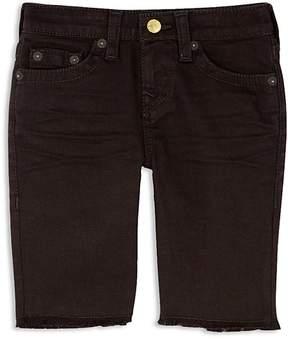 True Religion Boys' Geno Frayed Shorts - Little Kid, Big Kid