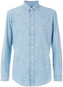 Polo Ralph Lauren button-down chambray shirt