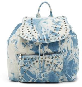 Steve Madden Vera Tie Dye Denim Backpack