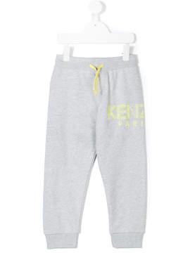 Kenzo logo print lounge trousers