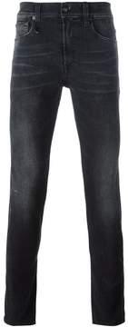 R 13 'Skate' skinny jeans