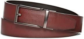 Jf J.Ferrar JF  Reversible Dress Belt