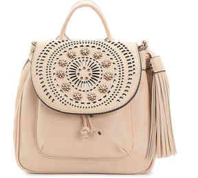 Women's Olivia Mini Backpack -Blush