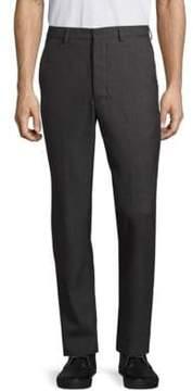 Ami Carrot Wool& Cotton Pants