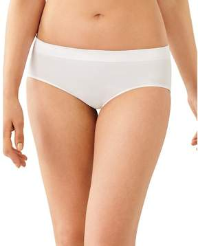 Bali 400004434397 Passion for Comfort Stretch Hipster Panty, White - Size 8